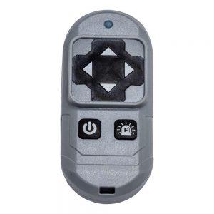 Projecteur LED avec télécommande 80W