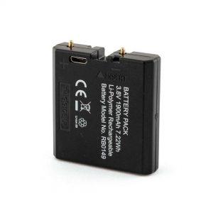 Batterie rechargeable 3,8V 1900mAh Li-Ion Polymer pour LM 12600