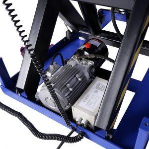 Table élévatrice électrique 2000kg 400V