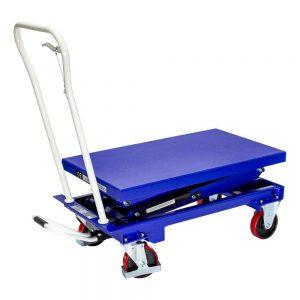 Table élévatrice mobile haute 300 kg
