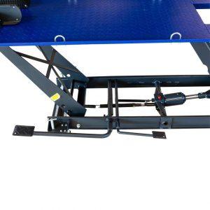 Table élévatrice à moteur parallèle 450kg hydraulique