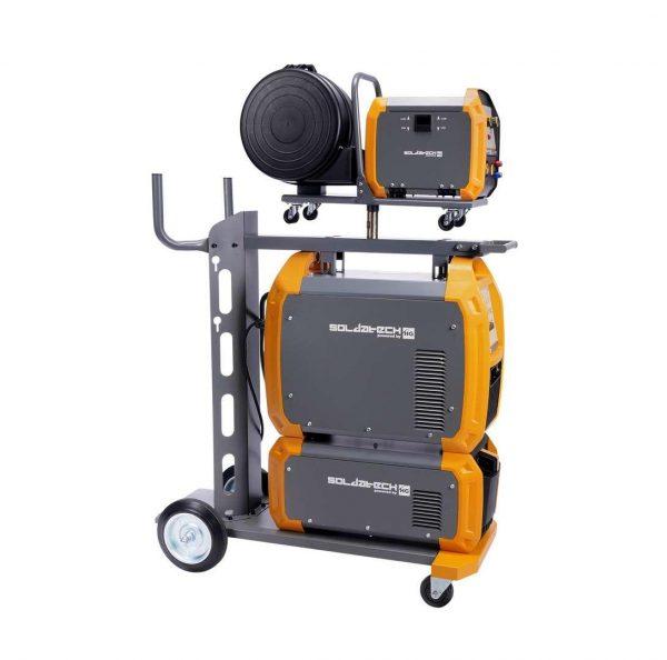 Machine à souder MIG MAG synergique 500A