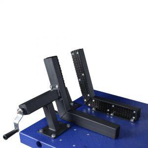 Table élévatrice à moteur cross 675kg hydraulique et pneumatique