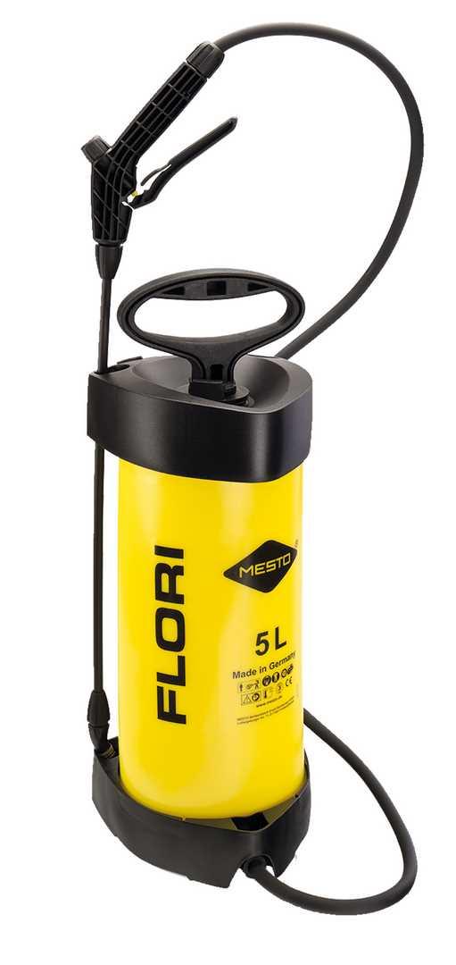 Pulvérisateur FLORI  5,0 L – 3 bar – plastique
