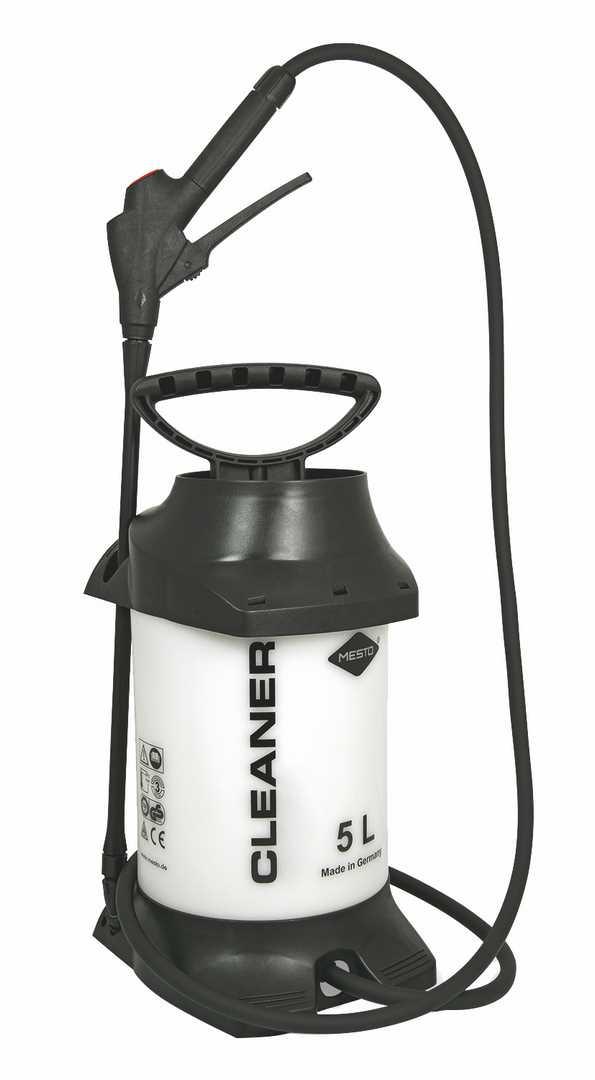 Pulvérisateur CLEANER  5 L – 3 bar – plastique