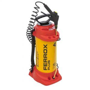 Pulvérisateur haute pression FERROX PLUS  10 L – 6 bar – acier