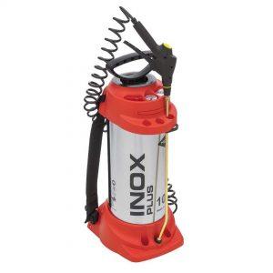 Pulvérisateur haute pression INOX PLUS  10 L – 6 bar – inoxydable