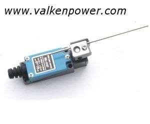 Micro-interrupteur de fin de course, rotatif