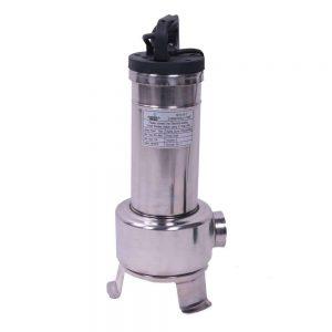 Pompe submersible en acier inoxydable 0,75 kW