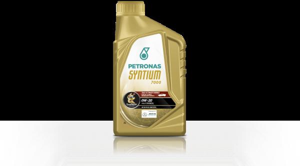 Huile PETRONAS Syntium 7000 0W-20 – 1L