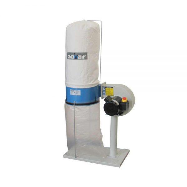 Système d'extraction de poussière 370 mm