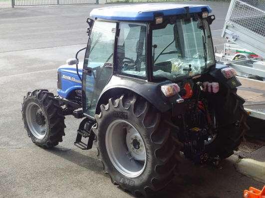Tracteur SOLIS 50