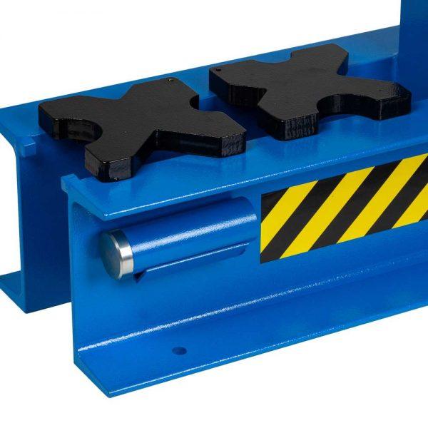 Presse d'atelier hydraulique de type C 10 tonnes