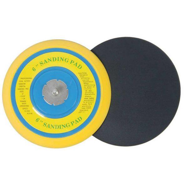 Patin de ponçage vinyle 6 pouces