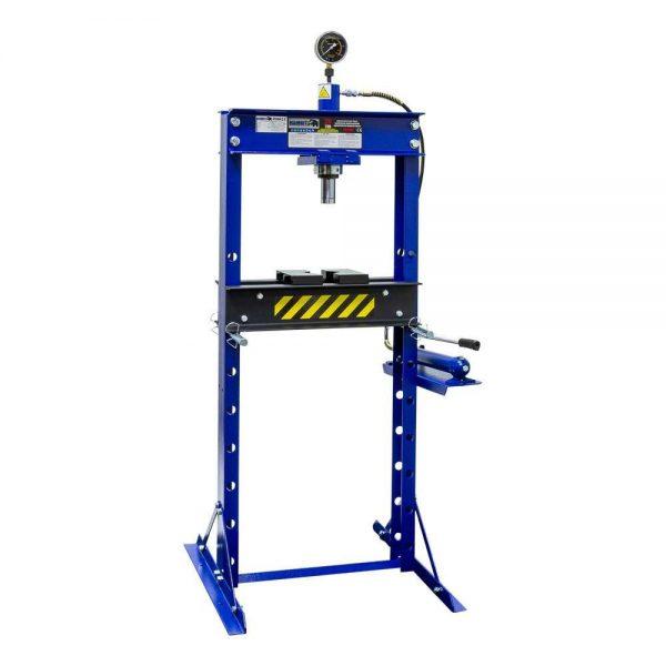 Presse d'atelier hydraulique manuelle 20 tonnes
