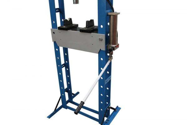 Presse d'atelier manuelle hydraulique 20 tonnes