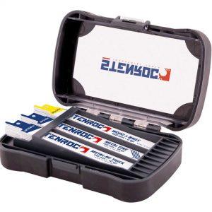 BOX 28 pcs. METAL 150 mm : 8 x WS400BI, 10 x MT645BI , 10 x MF528BI