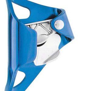 Bloqueur ventral DROIT pour les remontées sur corde – Ø9-13 mm