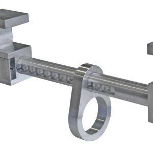 Ancrage mobile réglable pour poutre métallique – AT 250