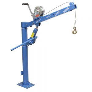 Grue de chargement hydraulique 0,5 tonnes
