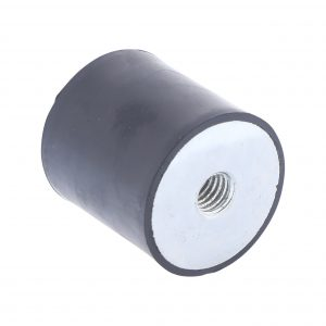Amortisseur de vibrations filetage femelle 30 x 30mm M8
