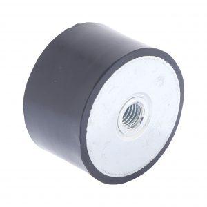 Amortisseur de vibrations filetage femelle 50 x 30mm M10