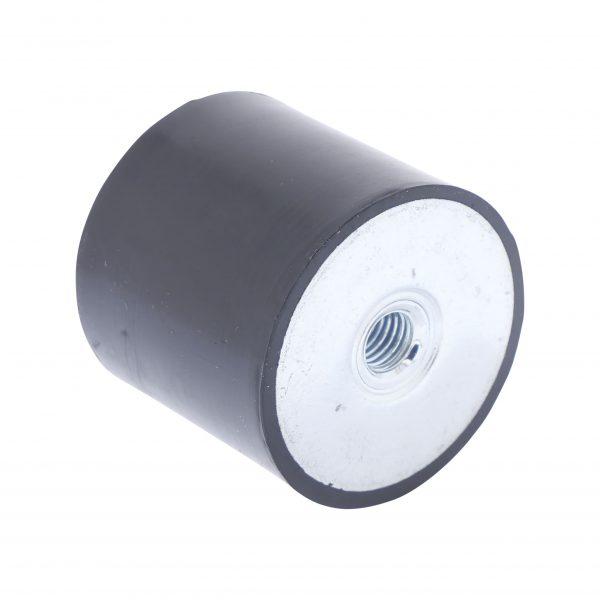 Amortisseur de vibrations filetage femelle 50 x 45mm M10