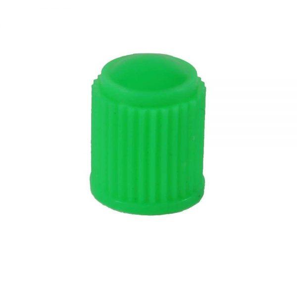 Bouchon de valve vert