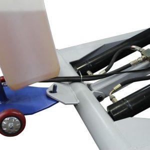 Pont de nettoyage de voiture 2700kg 1400mm