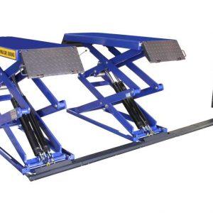 Pont élévateur double ciseaux maître-esclave 3000kg 400V