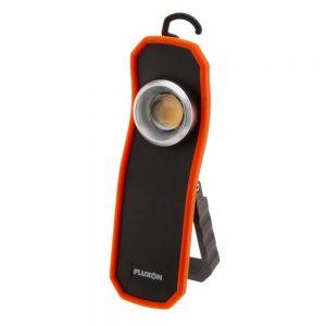 Lampe de reconnaissance des couleurs à LED 10W magnétique rechargeable