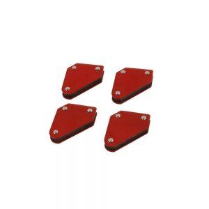Mini aimant set 4 pieces