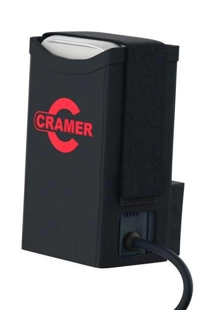 Sac pour batterie Cramer