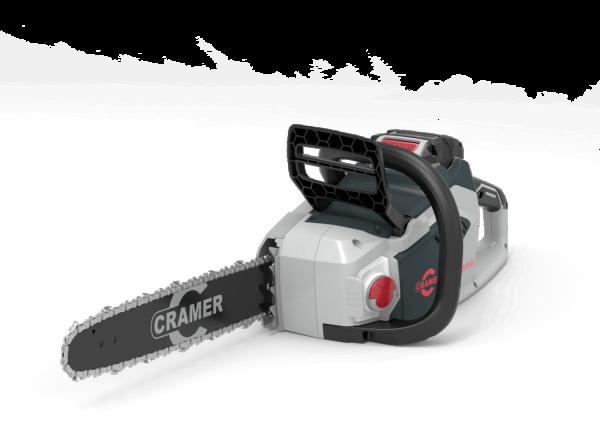Tronçonneuse Cramer 40CS12 (sans batterie ni chargeur)