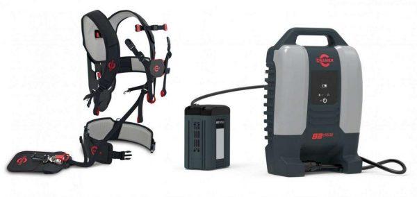 Batterie Cramer pour harnais ErgoAssist 82V – 860WH