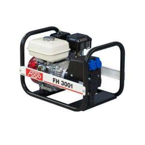 Groupe électrogène essence 3kW moteur Honda GX200
